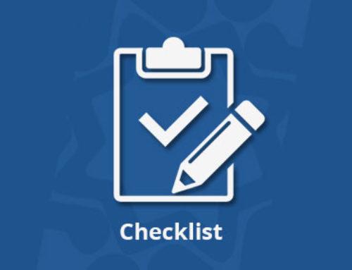 Checklist del Facilitador Audaz
